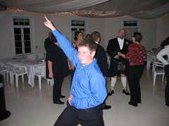 Scott and Dominica's Wedding Reception