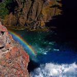 Yellowstone Falls Foambow