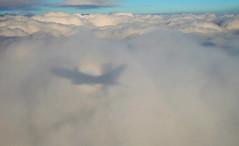 Cloud & plane