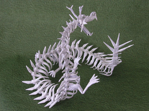 Dragon Skeleton, Dragon Bone, Dragon Skeleton Fossil, Dragon Fossil, Fosil Dragons