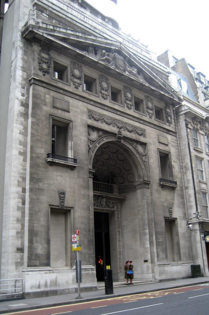 UK - London - The City: Lloyds of London