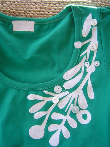 Botanical Ideas T-Shirt for Shadee