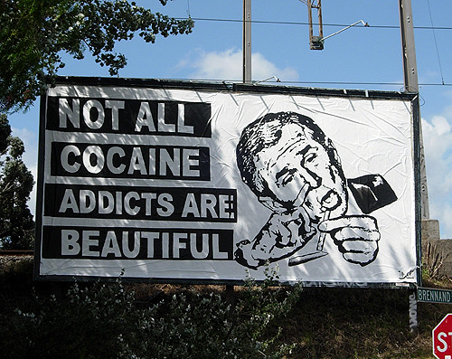 Bush Cocaine by costa cobosta.
