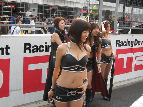 レースクイーンの画像2806
