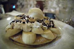 バナナチョコレートパンケーキ, Ciappucino, 代々木上原