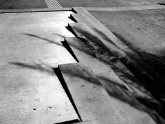 KUNSTHAUS graz (nouredine) Tags: treppe graz escalier stairways dissymmetrie