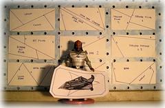 "KLINGON SPACESHIP- SINGLE WARRIOR BATTLEPOD- HO' JEJQU' (""VERY SHARP TOOTH"") CLASS- ""HOLDING THE LINES"" (zero g) Tags: sf startrek sculpture art toys design sketch drawing space alien australia melbourne victoria exhibition aliens rob scifi warrior klingon robjan sciencefiction spaceship eclectic zerog notrealpeople vca thesecretlifeoftoys beyondthevalleyofthedolls klingons plasticfigures alienartifacts victoriancollegeofthearts scifibuffsunleashed actionfiguresinaction artmixedmedia lifeinplastic macrotoys toystoystoys starshipoftheimagination islandoflosttoys toysaholicanonymous toydioramarama reallyunlimited longtitles alienfacesbodiesartrelatingtoaliens vcagalleries plasticpeopleormannequinsdollsandmore startrekart"