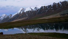 Karomber again (Kaafoor) Tags: trip travel blue pakistan summer lake mountains beautiful beauty amazing awesome north visit best valley pakistani adeel distortions iloveit broghil northernarea karambar theworldsbest greaan pakistaniphotographer karombar karomber swinje karomberexpedition karomberlake karachite ilovetraveling ihavebeentothisplace height4272m approxlength39km width2km averagedepth52m latituden36deg530326 longitudee73deg424403 korambar karambarlake