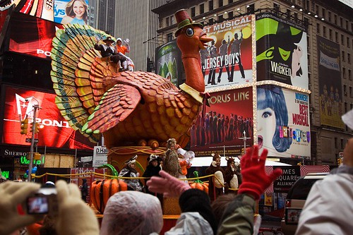 Macy's Thanksgiving Day Parade 06, Turkey - MDPNY20061125 by mdpNY.