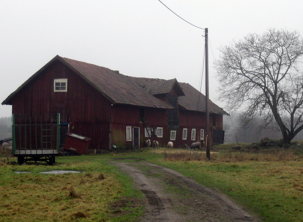 The old barn III