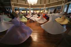 Turkish whirling dervish Dance (Stephen G Woo Photo journey) Tags: travel toronto canada motion turkey photography dance movement asia europe photographer g steve istanbul woo stephen production director base sheikh turkish dervish dervishes whirling mevlevi  gurie stephenwoo aplusphoto   stephengwoo