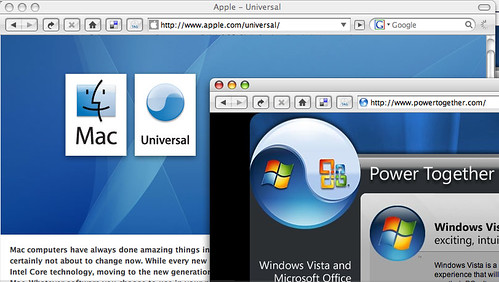 WTF - Microsoft steals Apple's Universal logo 1