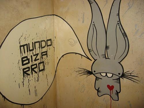 Прикольные граффитти