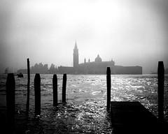 San Giorgio Maggiore (J.T.R.) Tags: travel venice italy canal europe european tmax 400 veneto travelphotography