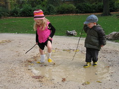 Mud Puddle Stompers