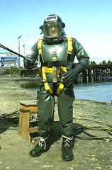 ah2bridge (boyddiver) Tags: dry scuba diving suit drysuit aquala aquadyne