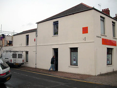 Cardiff Buddhist centre from street 1