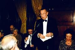 Professor Pierre Nordon, Guest of Honour