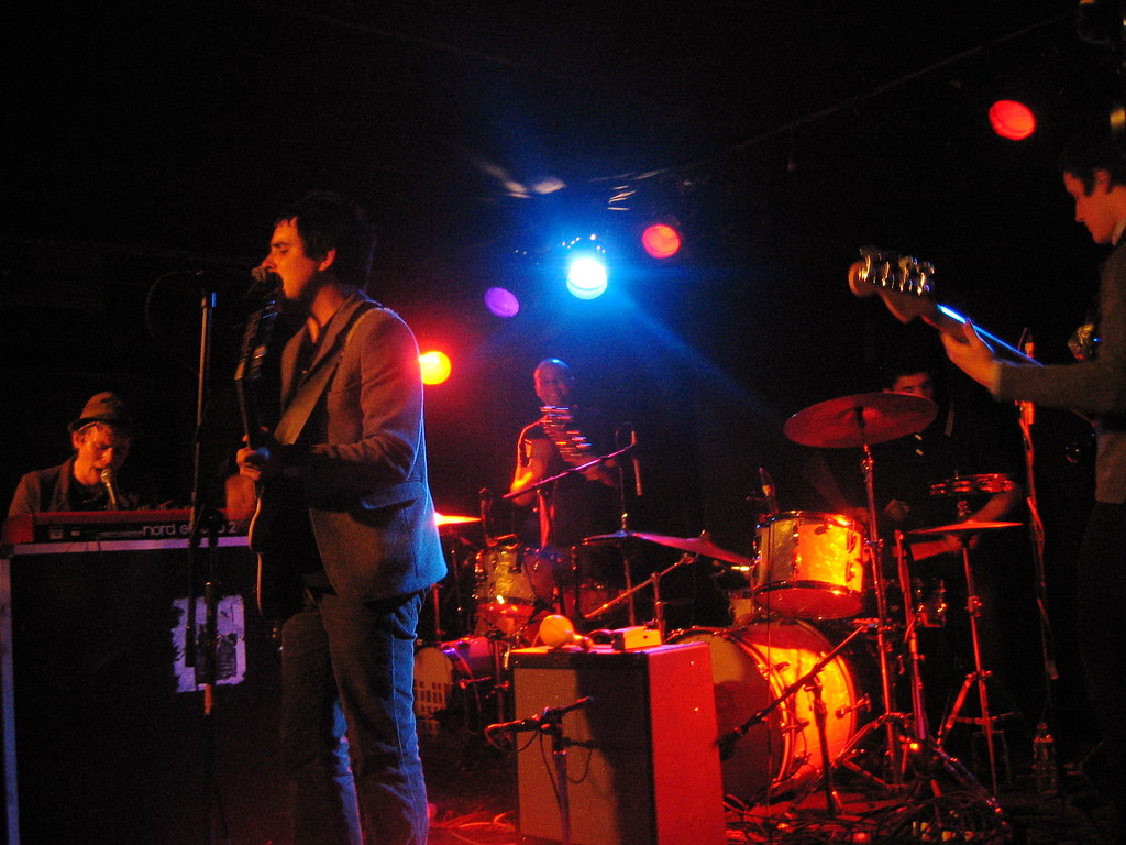 White Rabbits @ Mercury Lounge