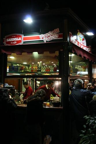 Sciroppo Stand in Catania
