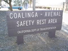 Coalinga: part of California's oil history