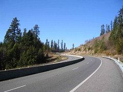 northbound roadway