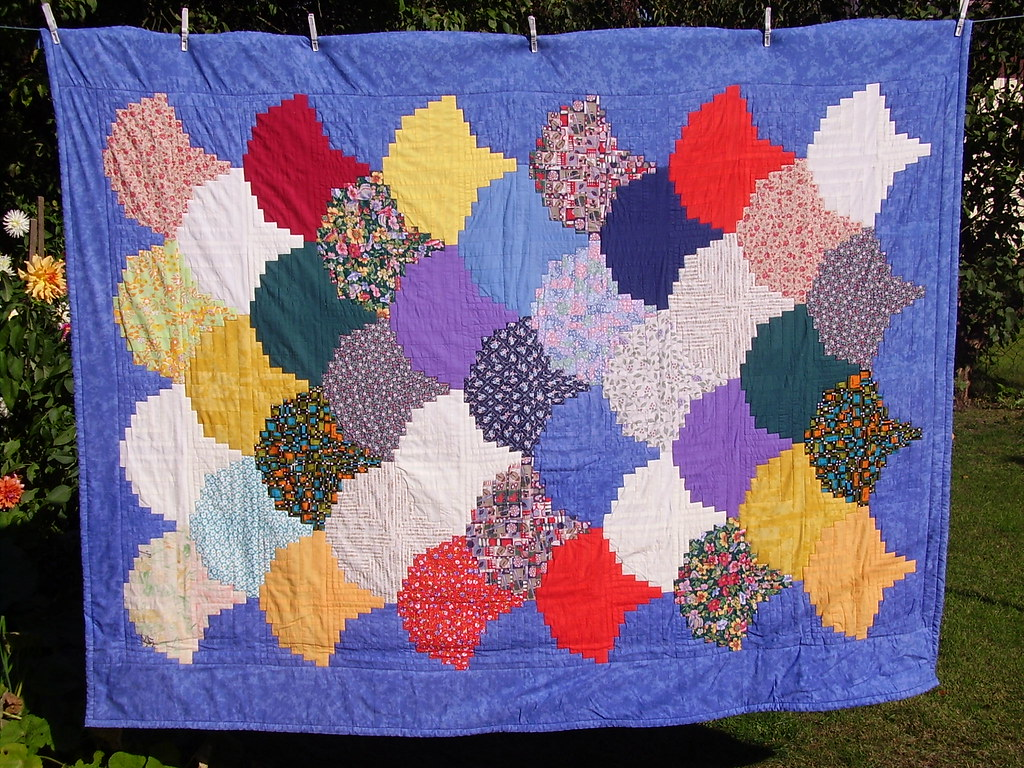 The world 39 s best photos of quilt and wandbehang flickr - Wandbehang patchwork ...