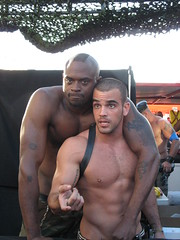 Diesel Washington and Damien Crosse