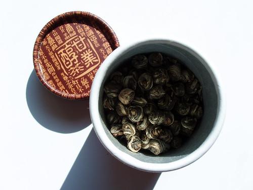 Jasmine tea-ENLARGE PLEASE!