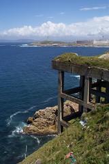 ruinas que ya no existen (briveira) Tags: corua torre kodak paseo ruinas hercules hrcules acorua lacorua martimo dx3900 briveiracom