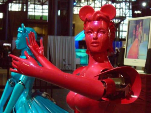 Ballroom Dancing Robots