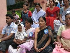 Meditators   women