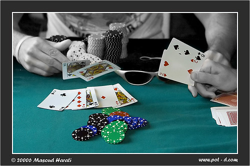 Texas holdem position