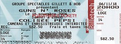 tickets GNR1111111 (Pascal Gauthier) Tags: