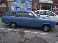 FORD ESCORT ESTATE  MK1