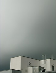silver sky - by Melita
