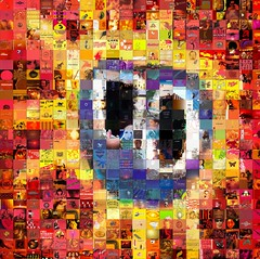 Screamadelica Photomosaic
