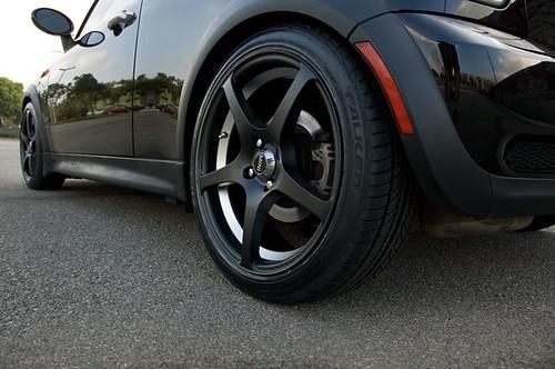Brakes Wheels 1st Gen Tires Painting Stock Wheels