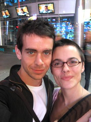 diane and me (jack dorsey) Tags: nyc jack diane