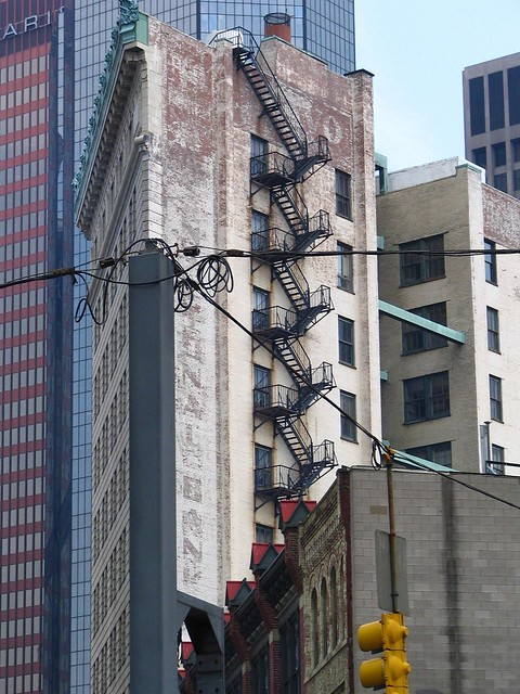 in Downtown Pittsburgh