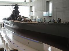 Yamato (jasonkrw) Tags: japan wwii battleship yamato kure yamatomuseum