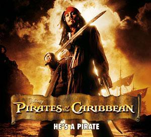 Klaus Badelt - He´s A Pirat