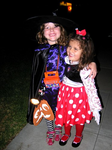 my witch and minnie
