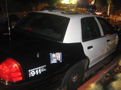 Cali Emergency (JShine) Tags: la message sheriff exclusive shiz chele cheleinla chelekixazz