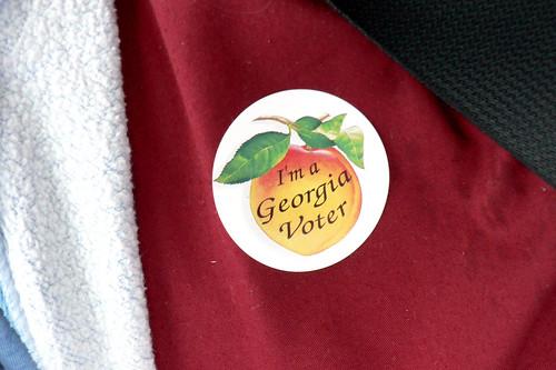 Georgia Voter by Valerie Reneé, on Flickr