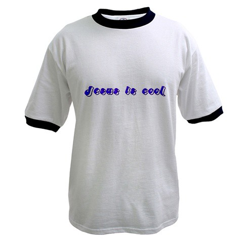 Jesus Is Cool: the T-shirt