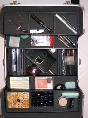 train case (Rooey202) Tags: makeup cosmetics stila sephora clinique rimmel lorac smashbox traincase tweezerman madeexplore vincentlongo