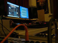nikistudio_kommandozentrale (saftpackerl) Tags: studio raumschiff workspace niki sherman homestudio filterbank nikator