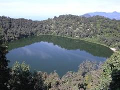 Laguna chicabal cosmo visione maya Mam Nahuales Guatemala America Latina immagini foto di viaggio