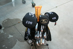 What's in my Golf Bag